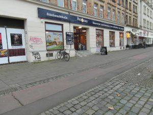 Biosupermarkt Biomare III In Leipzig Aussenansicht