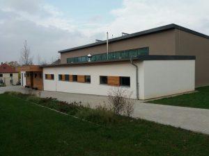 Einfeldturnhalle In Altenburg Erich Maeder Schule