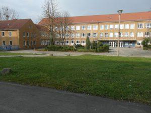 Grund- und Regelschule Lucka Brandschutzmassnahmen