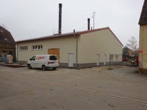 Lehr Und Versuchsgut Sachsen In Oberholz Multifunktionsstall