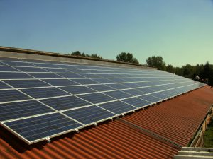 Photovoltaikanlage In Deutzen