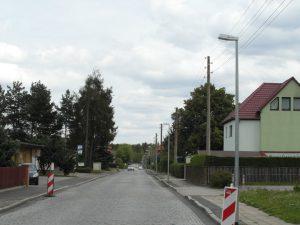 Strassenbeleuchtung Deutzen Bebel Strasse