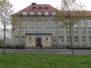 Uni Leipzig Vet. Med. Anatomisches Inst. Hoersaal