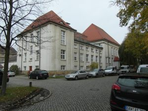 Uni Leipzig Vet. Med.pathologie Labore U. Treppenhaus